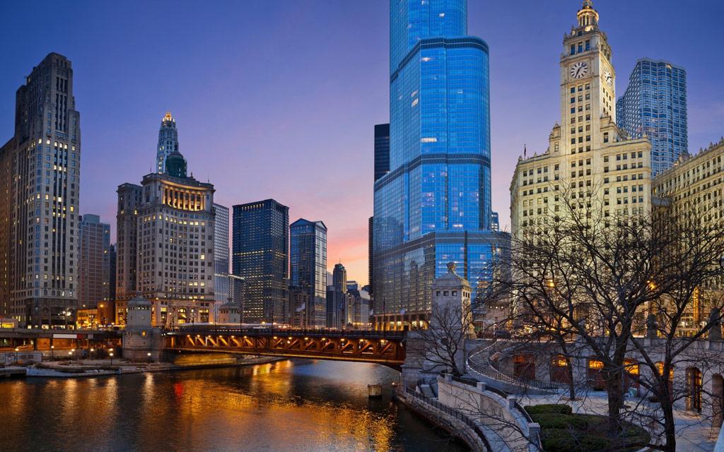 Чикаго: Ветреный Город