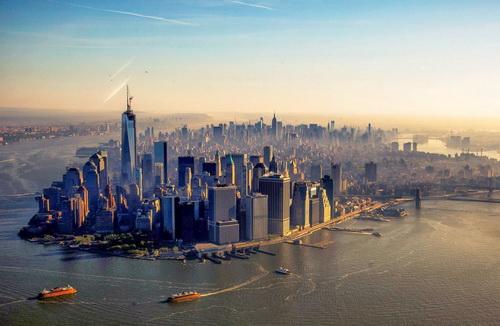 Нью-Йорк: Большое Яблоко