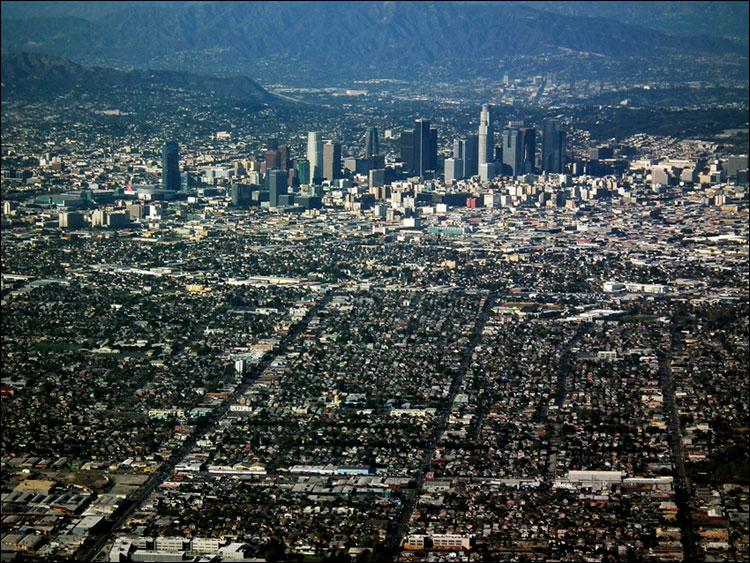 Лос-Анджелес: Город Ангелов