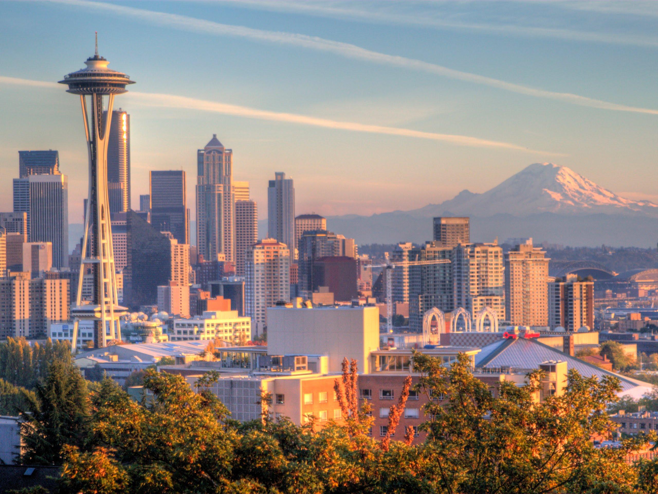 Сиэтл: Изумрудный Город